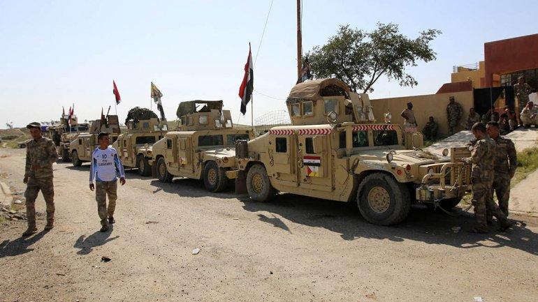 Irak encabeza una nueva operación para recuperar Tikrit ...