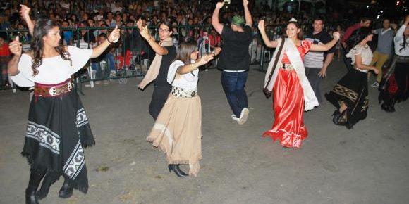 Gran espect culo hoy finaliza la fiesta de la tradici n for Espectaculos en argentina 2016