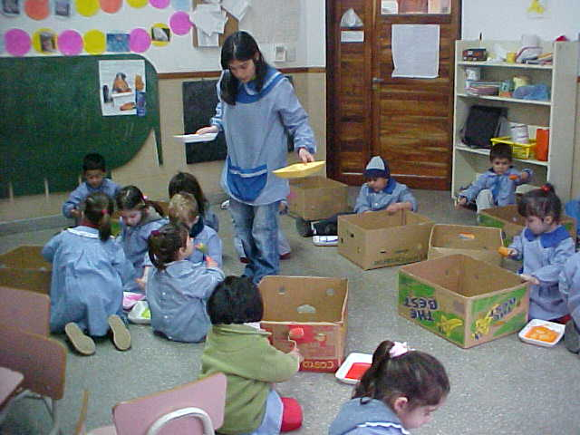 Abrieron 30 nuevos jardines de infantes en san juan for Canciones para el jardin de infantes