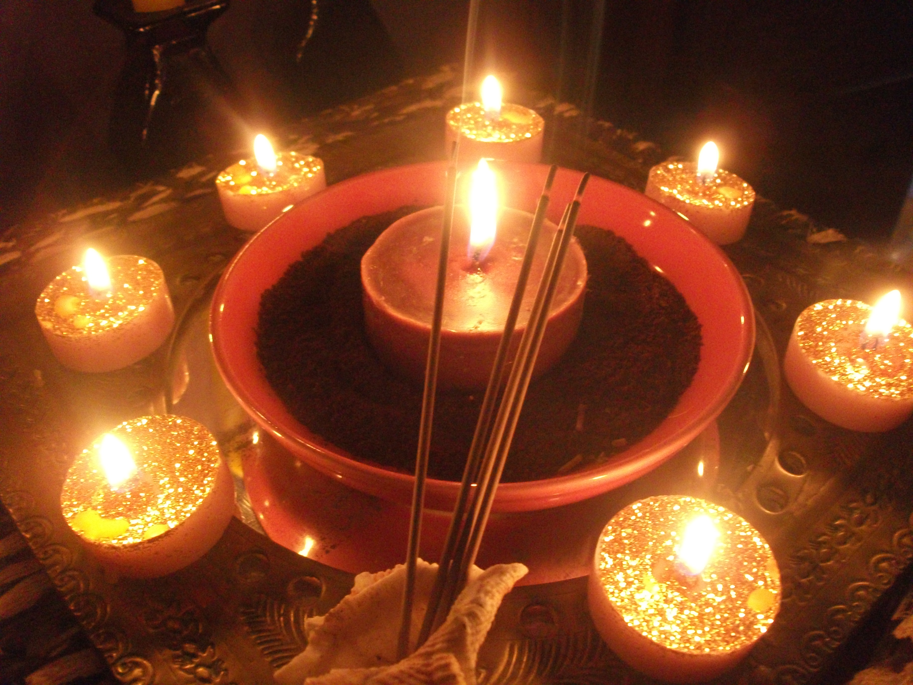 El ritual de halloween para renovar energ as y proyectos for Romero en magia blanca
