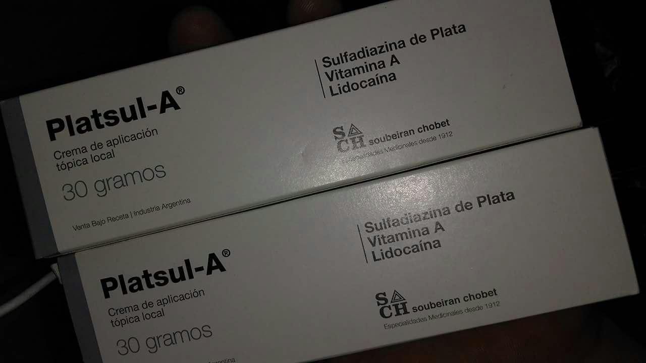 crema con lidocaina argentina