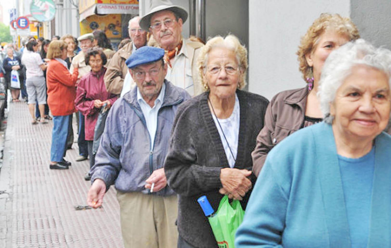 Resultado de imagen para jubilados
