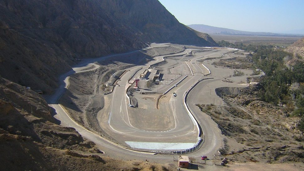 Circuito Zonda : Remodelarán el autódromo de zonda para convertirlo en uno