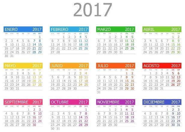Calendario 2017 Argentina.Calendario 2017 5 Jpg 1019572107 Diario Movil San Juan