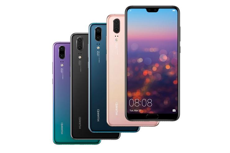 El Nuevo Telfono Huawei P20 Pro La Mejor Cmara Del
