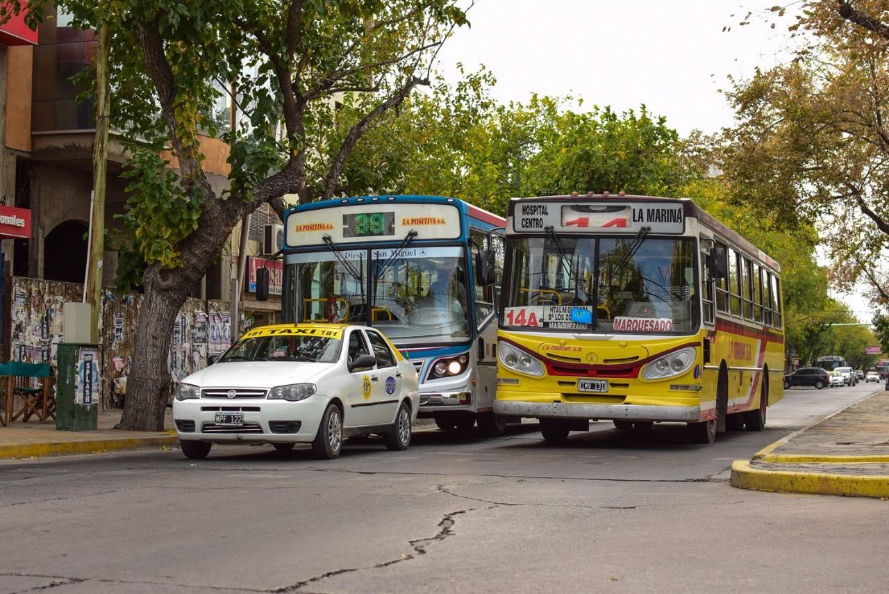 A partir del domingo 1 de julio comienzan a regir los nuevos importes del pasaje de colectivos en San Juan.