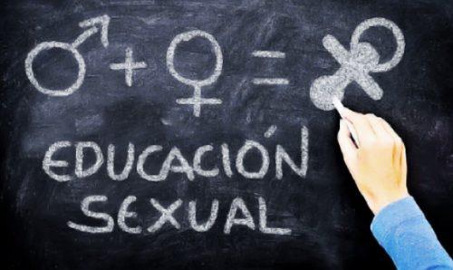 Reflexion educacion sexual