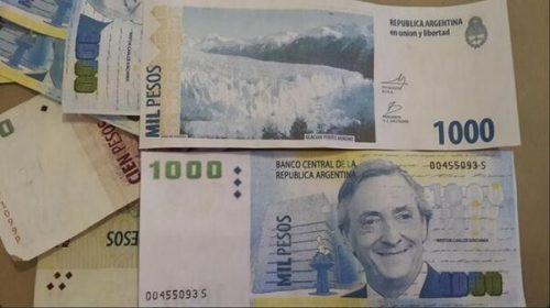 billete néstor
